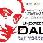 Afis Expozitie Dali