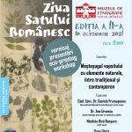 AFIȘ Ziua Satului Românesc 21-01-min